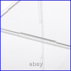 1pc Clear Acrylic Display Box Large Figures Toy Show Case 16x12x16inches