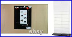 20 Car Acrylic Display Show Case Large Mini GT for 1 64 Scale Model Cars by