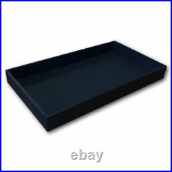 20pc Jewelry Display Trays Black Jewelry Trays Showcase Display Trays