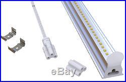 25x LED Light Fixture Under Shelf Mount or Display Case 4 Foot x 1 Inch 4000K