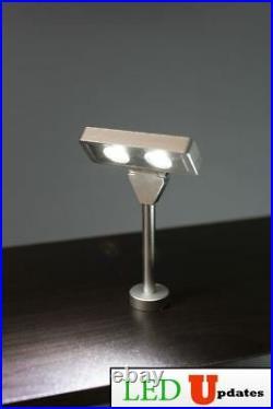 4pcs Showcase LED light 8 for display cabinet lighting FY-37 + UL Power supply