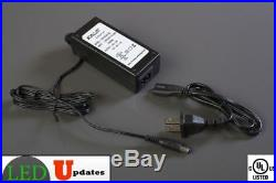 4x 14.5 inch museum showcase display LED pole light FY-38 with UL 12V power