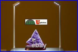 4x Jewelry showcase LED light pole for retail display FY38 with UL 12v Power U. S