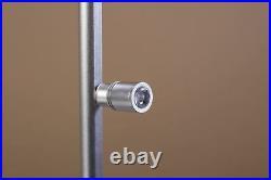 4x Tradeshow 8 inches showcase display LED light 6000K + UL 12V power FY53M