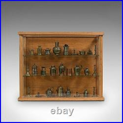 Antique Showcase Collection, Miniatures, Brass, Victorian, Collectible, Display