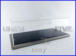 Atlantic Case 1/12 Display Case Show-case 1/12 Dieppe Base Metal Noire Acryl