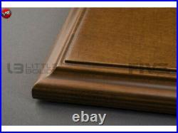 Atlantic Case 1/12 Display Case Show-case 1/12 Molsheim Bois 10061