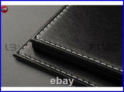 Atlantic Case 1/12 Display Case Show-case 1/12 Mulhouse Black Leather 1009