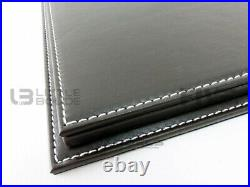 Atlantic Case 1/12 Display Case Show-case 1/12 Mulhouse Dark Brown Leather