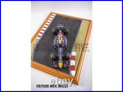 Atlantic Case 1/18 Display Case Show-case 1/18 Diorama Race Track 30105