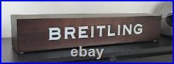 Breitling Dealer Display Case Show Case Light