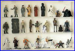 Collectors Showcase Premium Display Case for 3-3/4 Star Wars Figures S2MS