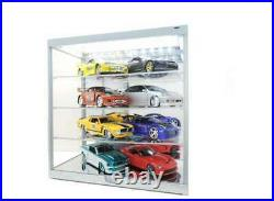 Display cases 118th + LED lights & USB CABLES TRIPLE 9 247840MBK MS or MW