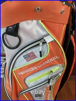 Hooters Girls Golf Bag John Daly BRAND NEW Novelty Collectable Display Showcase