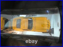 Hot Wheels Ferrari 250 Gto Showcase Edition 118 Brand New In Tube Display