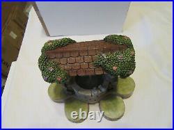 Jim Shore Walt Disney Showcase Collection Wishing Well Display Base, 4013987