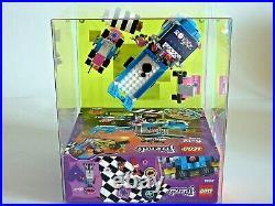 Lego 41348 Friends Display Showcase Diorama Schaukasten Abschleppwagen Tow Truck