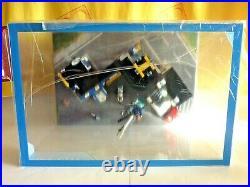 Lego City 60047 Ausbruch Polizeistation Display Showcase Schaukasten Diorama Neu