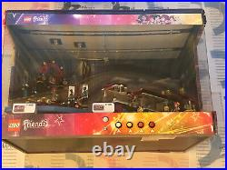 Lego Friends Display Showcase Box 41105 & 41106 Ex-Shop Product Preowned