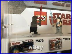 Lego Star Wars Display Showcase Category 1
