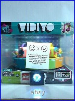 Lego Vidiyo Music Video Maker Display Showcase Schaukasten Diorama 43102 43103