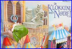 McDonald's Happy Meal THE HUNCHBACK OF THE NOTRE DAME Showcase Display Set MIB