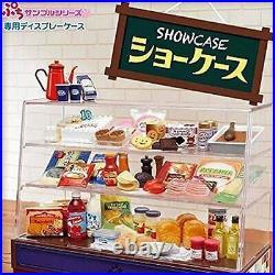 Petit sample series dedicated display showcase SHOW CASE storing toys Re-Ment