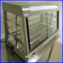 Pie Warmer Infernus Heated Display Cabinet Food /Showcase-660mm. Price Reduces