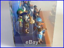 Playmobil The Movie Display Schauvitrine Showcase Serie 1 12 Figuren Figures Neu