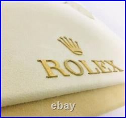 ROLEX Dealer Display Tray Showcase Holder Authentic Genuine, Rare