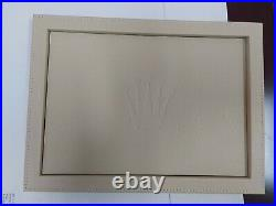 ROLEX Dealer Display Tray Showcase Holder New Authentic Genuine, Rare