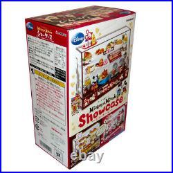 Rare 2009 Re-Ment Disney Cake, Bread, Food Display Showcase Cabinet Part 1