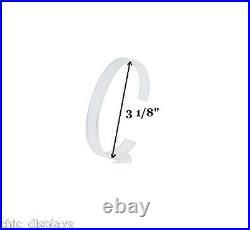Rotating Watch Custodia Acrylic Display Cabinet Showcase Countertop 60