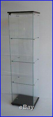 Show case, glass display case, full vision, glass showe case, stand display, glass