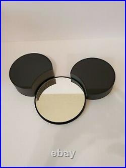 Swarovski 3 Piece Mickey Disney Showcase Collection Display 835777 Rare Retired