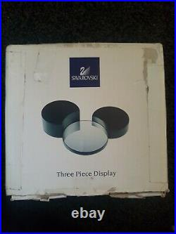 Swarovski Disney Display Stand for Showcase CollectionMINT boxed RARE