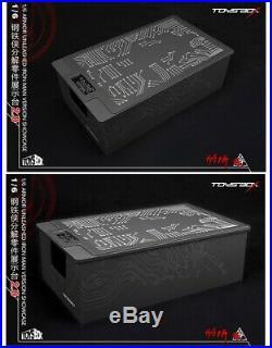 TOYS-BOX 1/6 Armor UNLEASHED Iron Man MK2 Version SHOWCASE 2.0 Display Set