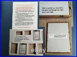 Topps Project 2020 Frank Thomas Framed Display/showcase Your Set