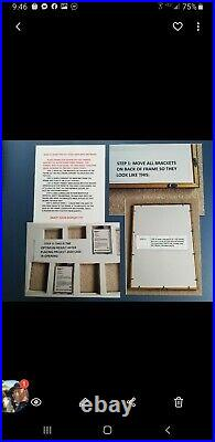 Topps Project 2020 Generic Card Displays- Showcase Your Set! See Pics! Quality
