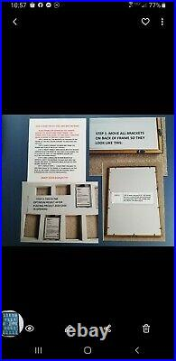 Topps Project 2020 Mattingly Yankee Facade 20 Card Display/ Showcase Your Set