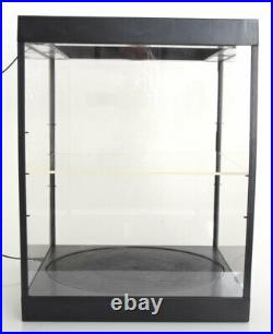 Triple 9 Display Show Case 2 Tier & Rotating 118 Scale Great 2x Car Displays