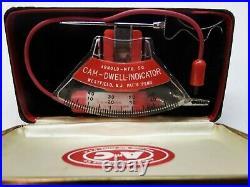 VTG Electronic Cam Dwell Indicator Tool Automotive New Old Stock