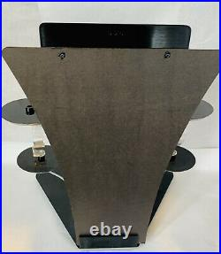 Vintage Bulova Window Watch Display Stand Fixture Showcase NOS From 1960s/70s