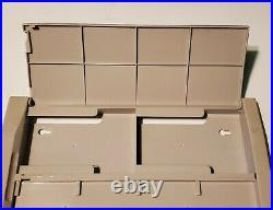 Vintage Gameboy ASCIISystem Showcase DMG Pocket Game Display Case Collector Item