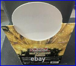Yu-Gi-Oh! Maximum Gold Factory Sealed Display Box